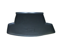 P80-15 NORPLAST Коврик багажника SEAT Altea XL  2006- Цвет черный.